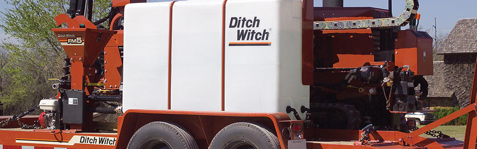 BT26 | Dual Axle, Trailers | Ditch Witch Midwest