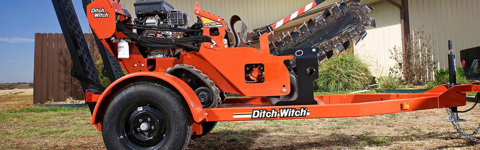 S1A | Single Axle, Trailers | Ditch Witch Midwest