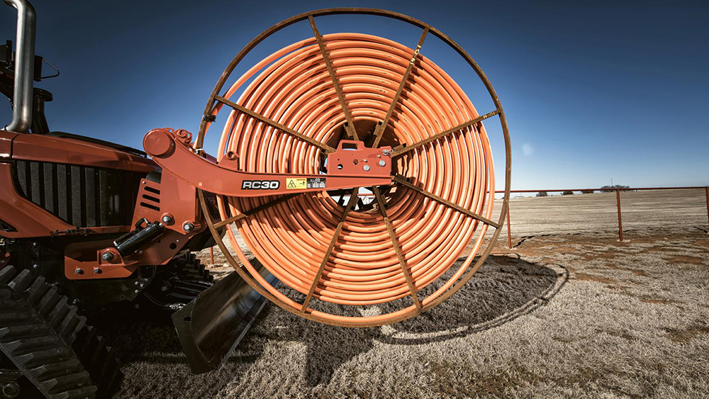 Rt125 Quad Heavy Duty Ditch Witch Midwest
