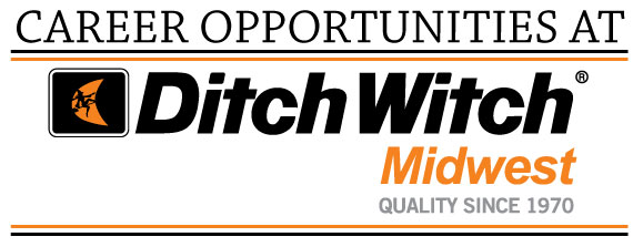 Ditch Witch Midwest Employment Opportunities