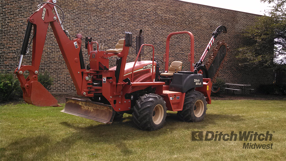 Ditch Witch Midwest Trenchers Directional Boring